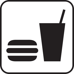 fast-food-burger-and-sugary-drink